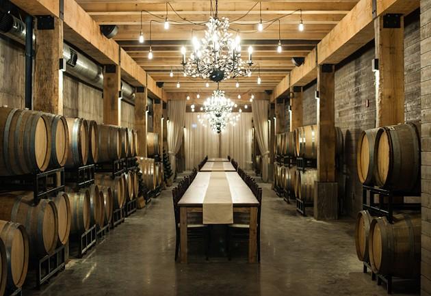 Wine cellar - JESSICA EMIN