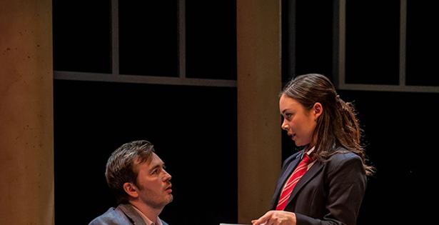 Theatre review: <i> Lo (or Dear Mr. Wells)</i>