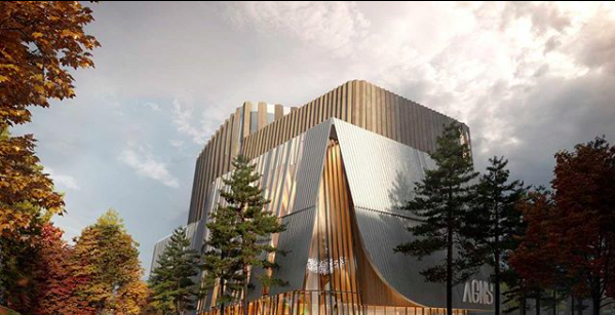 The Art Gallery of Nova Scotia unveils three potential designs for its new location