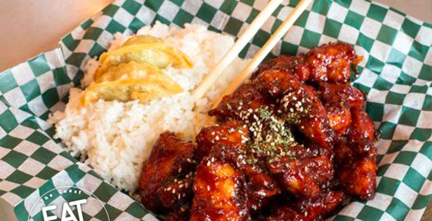 The Dish: Korean fried chicken at Backoos