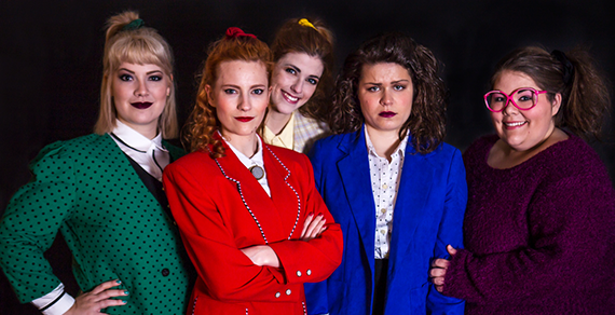 <i>Heathers: The Musical</i> wants to know your damage