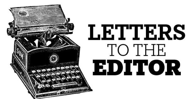 Letters to the editor, March 23, 2017
