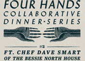 Four Hands Collaborative Dinner Series