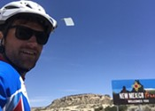 Rich Aucoin bike blog # 2: Arcosanti to Gallup, NM