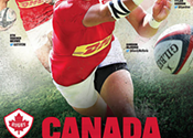 Canada vs. USA rugby match