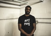 Q+A: Art Pays Me designer Duane Jones on creativity and starting conversations