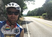 ​Rich Aucoin bike blog #9: Nashville, TN to Washington, DC