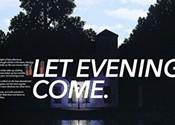Nocturne 2018: Let Evening Come