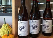 DRINK THIS: Meander River's Blueberry Cider