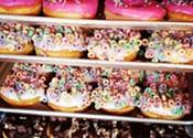 Doughnut worry, be happy: Vandal is back