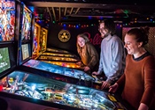 Propeller Brewing's arcade fires up
