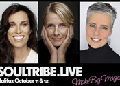 Soul Tribe Live feat. Elizabeth Gilbert, Nancy Regan and more