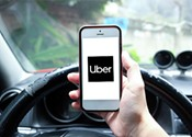One step closer to Uber, baby, is one step closer to you