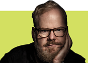 Jim Gaffigan goes beyond <i>The Pale Tourist</i>
