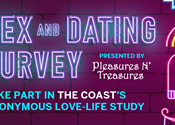 Take the Sex and Dating Survey and heat winter up