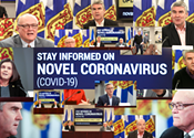 Just the news on COVID-19 in Nova Scotia, for the week starting May 18