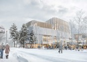The Art Gallery of Nova Scotia chooses its winning design