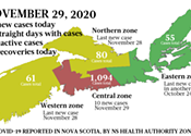 COVID-19 news for the November 23 week