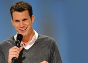 Some weirdo is angry that feminists might cancel Daniel Tosh's upcoming shows