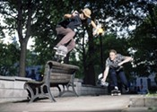 Q&A with Brian Shannon on new skate vid, screening Saturday