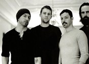 The Dillinger Escape Plan's plan
