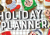 Celebrate with the Holiday Planner