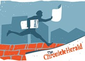 How the <i>Chronicle Herald</i> is demolishing its newsroom