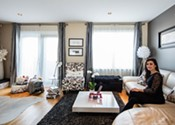 My favourite room: Marianne Abboud's living room