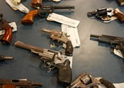 Police rule out gun buy-back program to curb recent violence