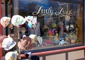 Portland Street gets Lady Luck