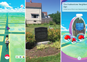Pokemon Go out and discover this city