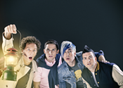 Marianas Trench brings Indiana Jones-themed tour to Halifax