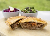 The return of North Mountain Pie