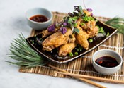 Izakaya-Style Chicken Wings