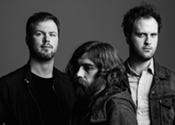 Wintersleep get ready to rock The Marquee