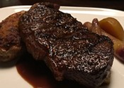 Steak expectations at The Barrington
