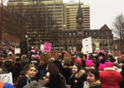 Marching forward after the Women's March