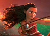 Bow down to <i>Moana</I>