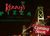 Cole Harbour is getting Cape Breton pizza