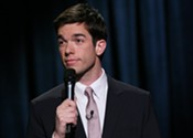 Comedian John Mulaney at the Rebecca Cohn May 11