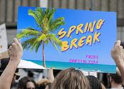 Spring Break From Capitalism