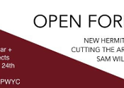Open Form: New Hermitage, Cutting the Argus, Sam Wilson