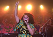 Review: Lido Pimienta at SappyFest 2017