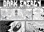 Vakvnt's dark energy