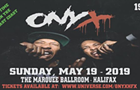 Onyx w/L'Nu Joker, CHELL, X-Plycit, It's Mackie​ and more