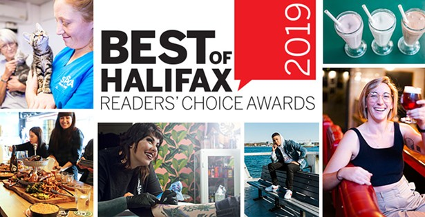 Every single winner from the 25th annual Best of Halifax Readers' Choice Awards