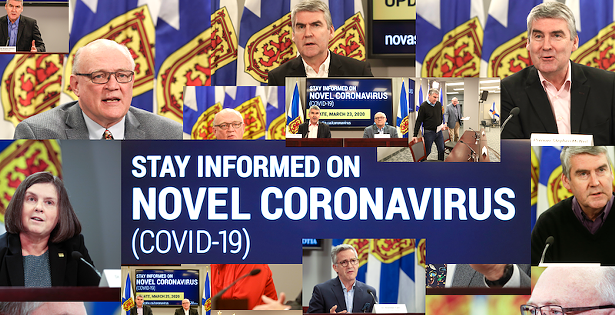 Just the news on COVID-19 in Nova Scotia, for the week starting May 25