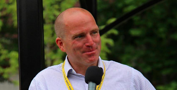 15 questions with District 13 councillor Matt Whitman