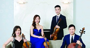 The Rolston String Quartet's but a dream