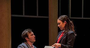 Theatre review:  Lo (or Dear Mr. Wells)